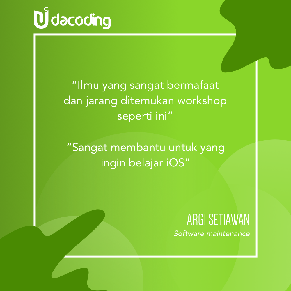 argi-setiawan Download Project Coding Talk #3 iOS For Beginner