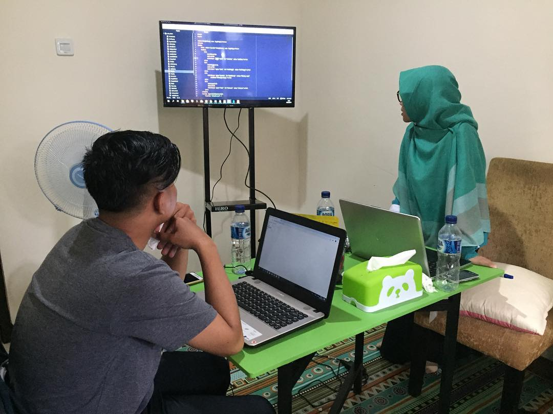 training web php