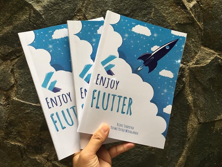 Buku Enjoy Flutter