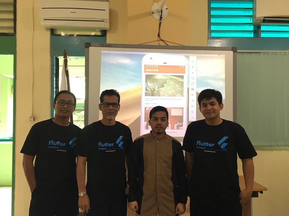 training flutter indonesia
