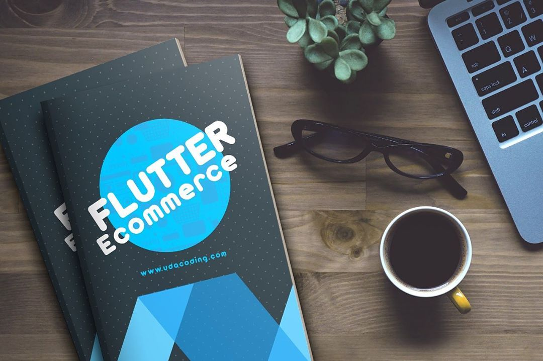 Buku Flutter E-commerce