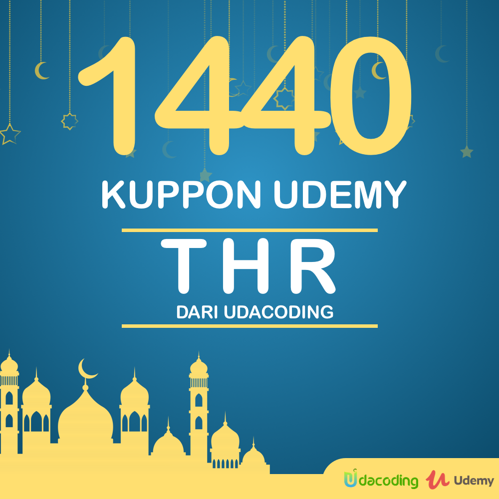 KUPON UDEMY