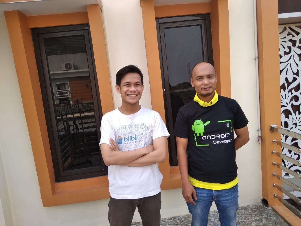training android java basic