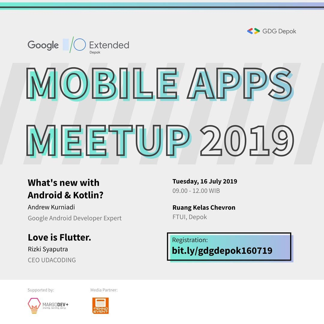 Mobile Apps Meetup 2019