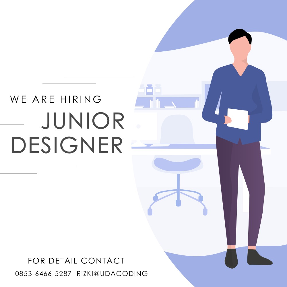 Lowongan Designer