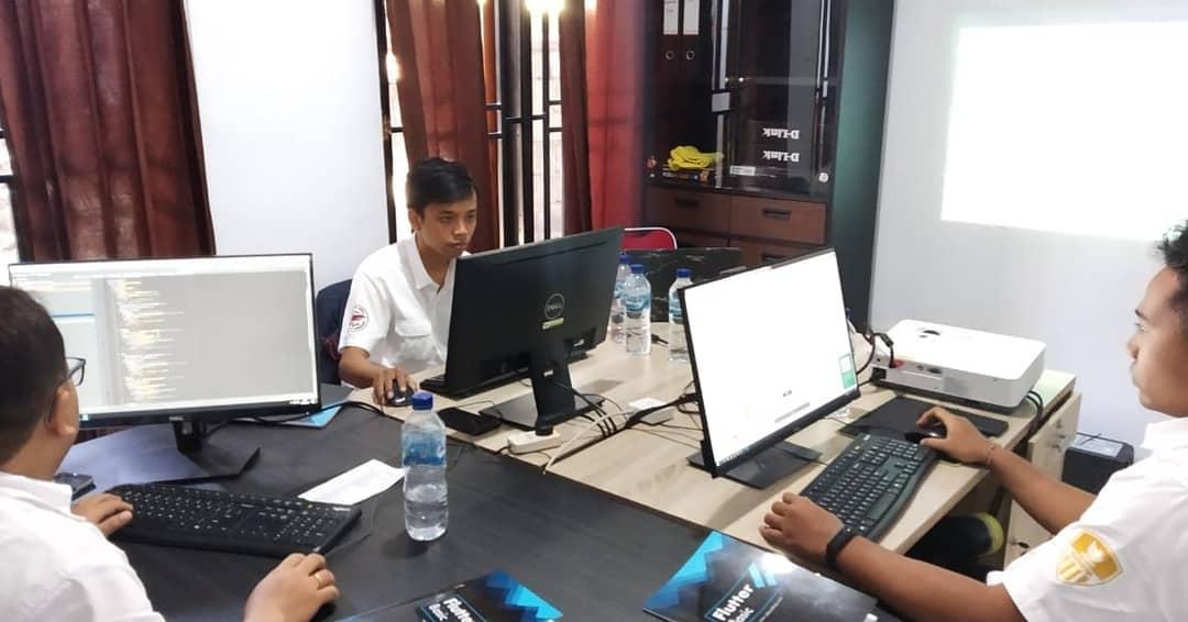 Training Flutter Indonesia