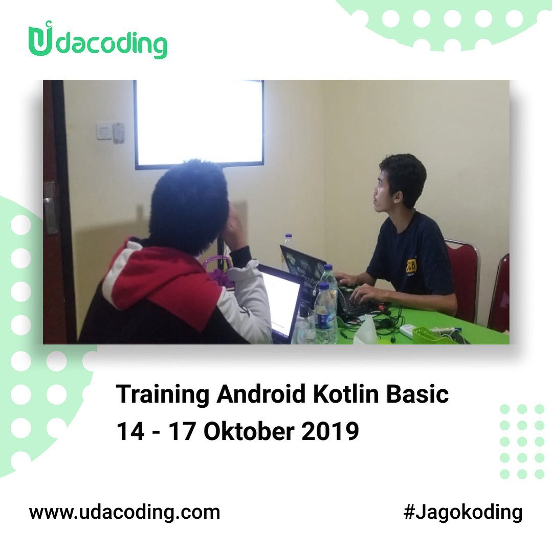 Training Kotlin