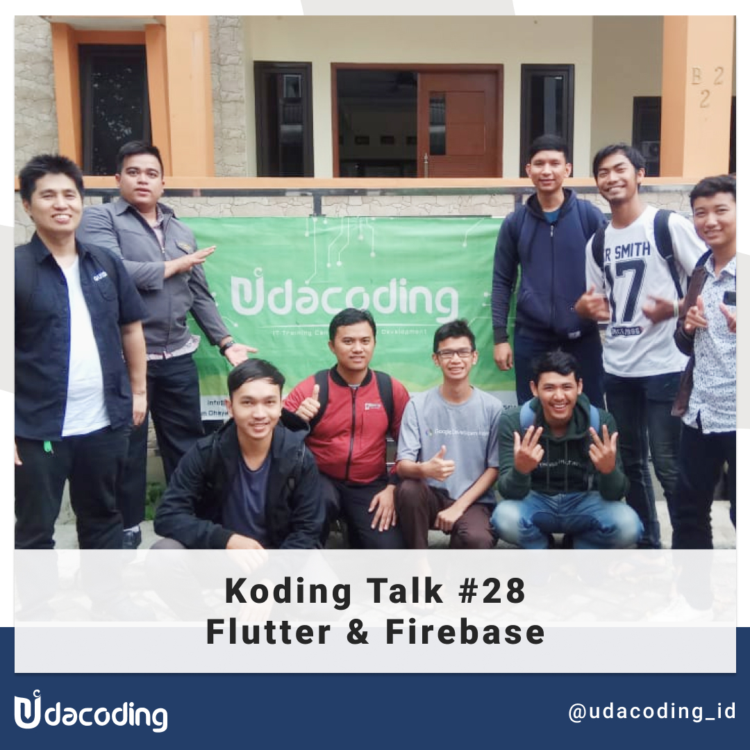 Workshop Flutter Jabodetabek