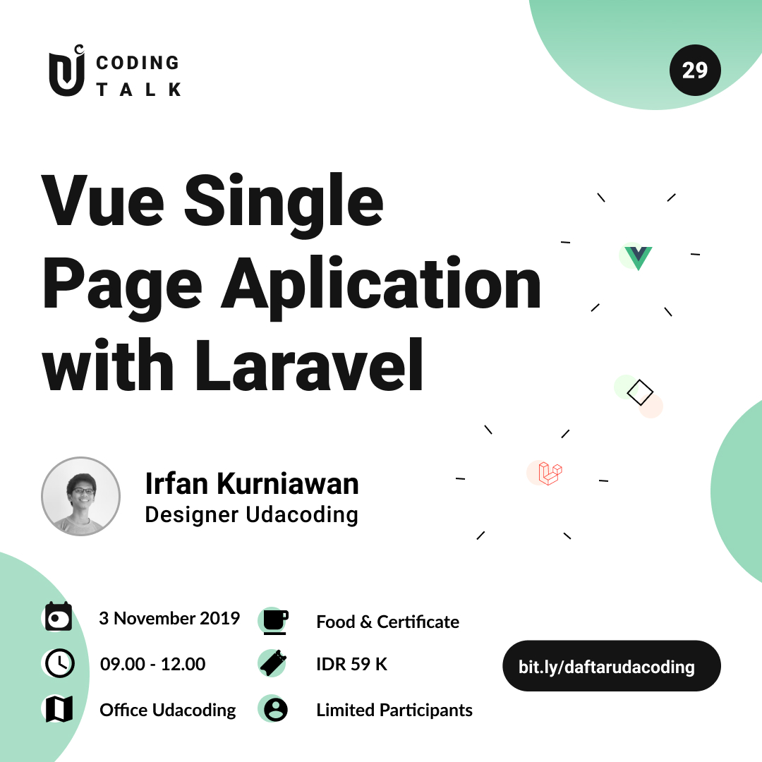 vue js with laravel