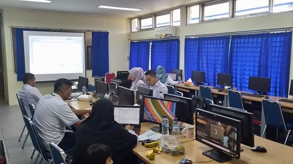 TRaining-Android-Java-Padang Training Android Java Kantor BLK Padang