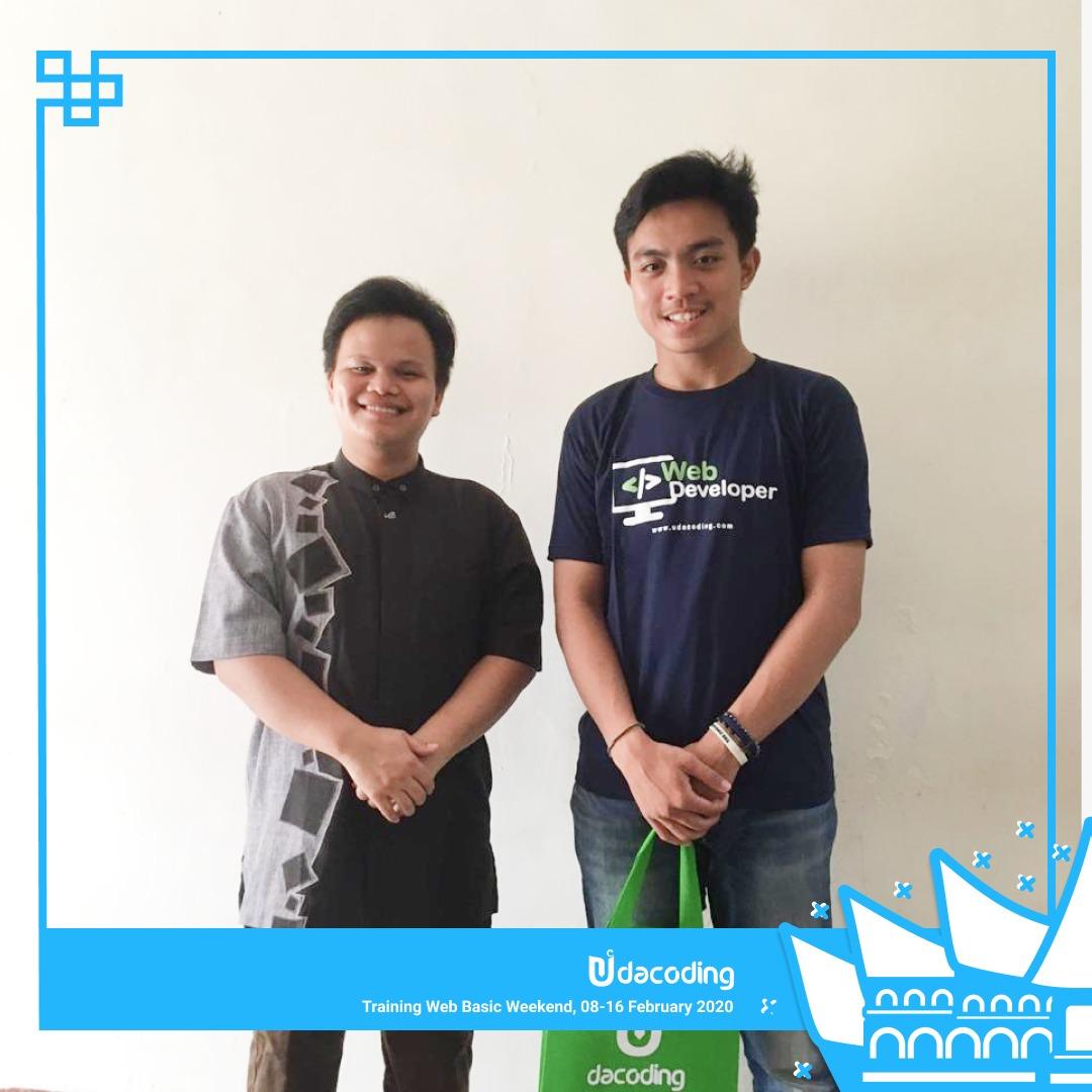 Training Web Tangerang