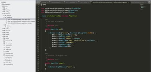 image-2 Membuat Fitur Login dan Register pada Laravel 6