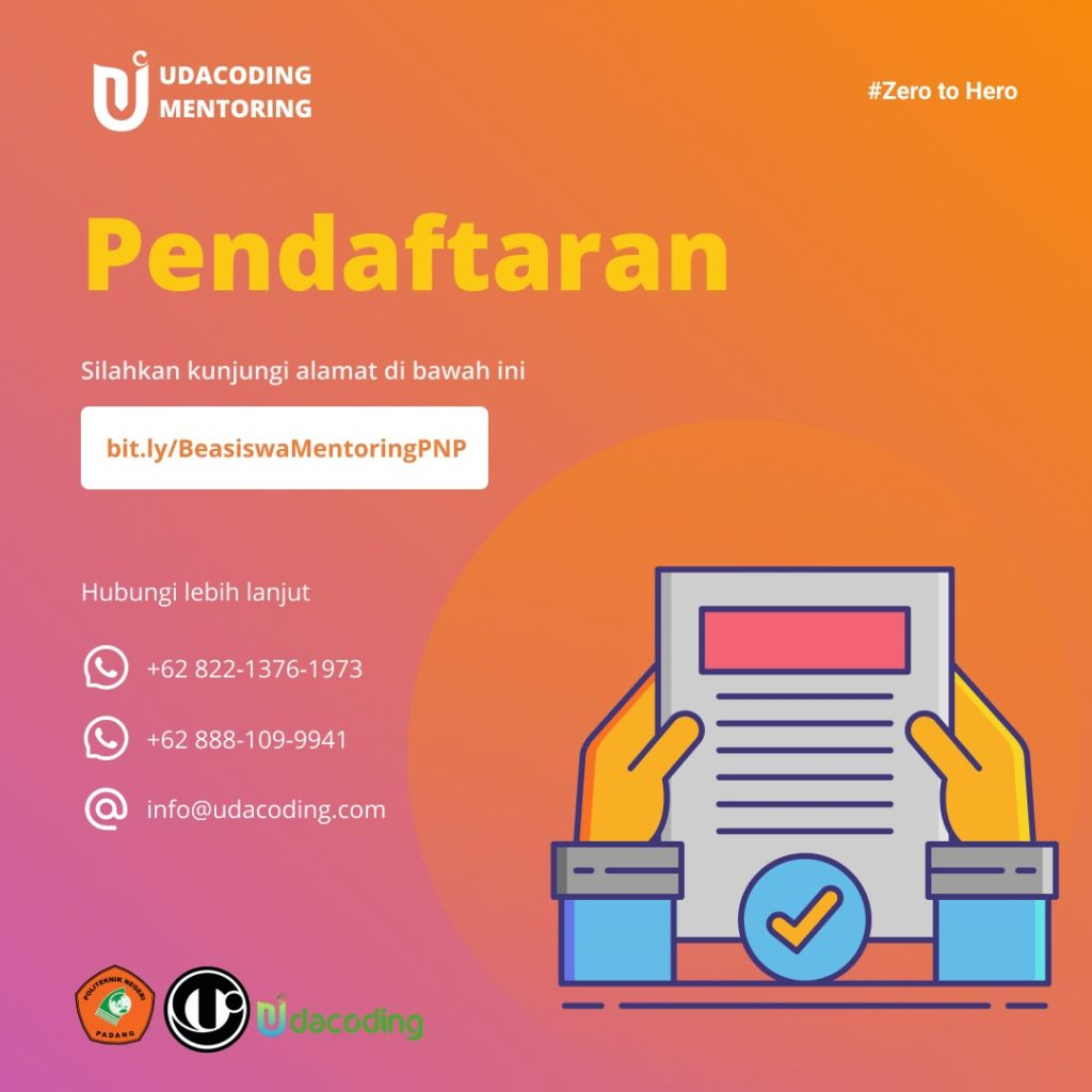 Udacoding-1024x1024 Beasiswa Mentoring Programming From Zero to Hero
