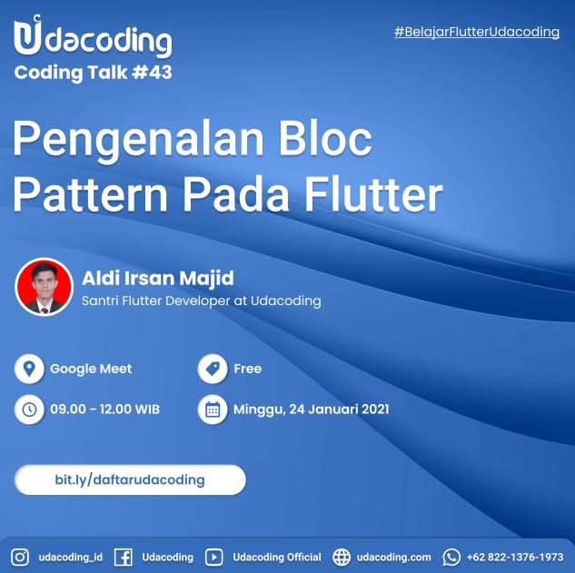 pengenalan bloc pattern pada flutter