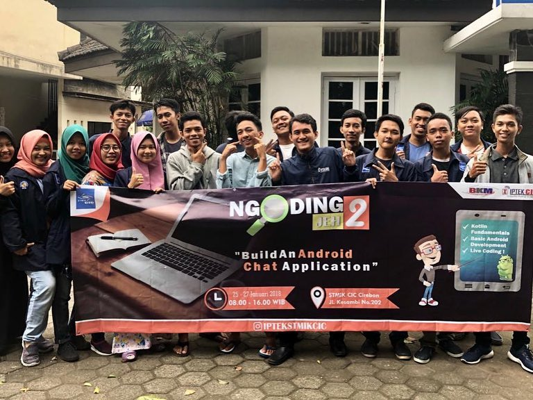 workshop ngoding jeh cirebon
