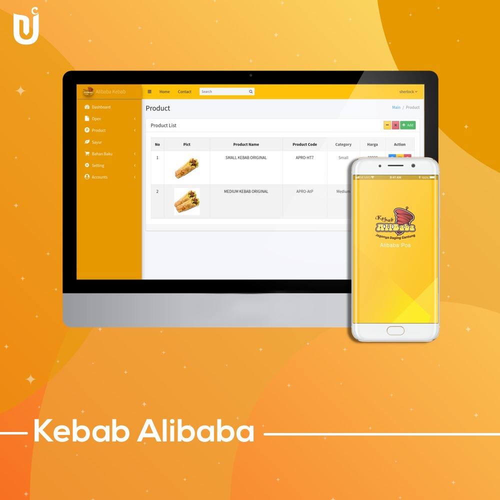 Kebab Alibaba