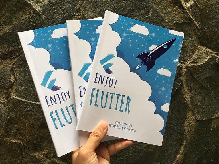 Buku Enjoy Flutter