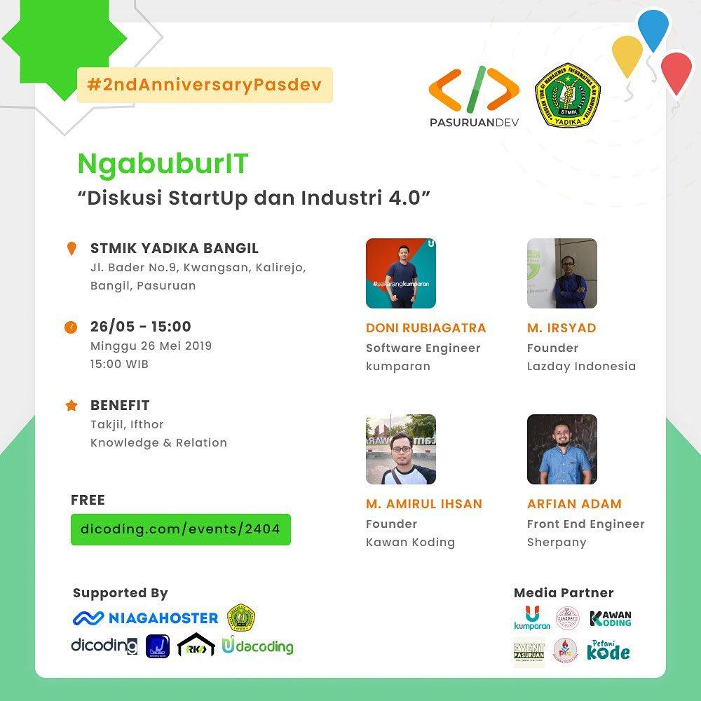 workshop startup