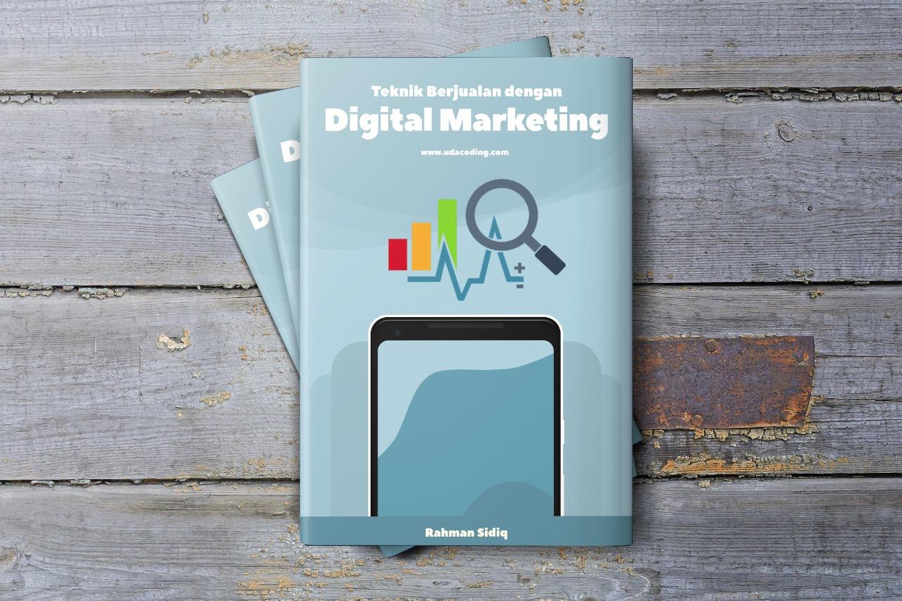 Buku teknik jualan online