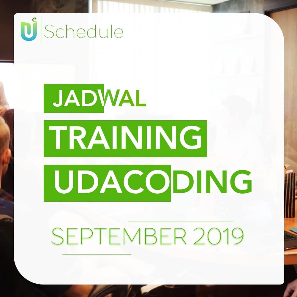 Jadwal Training Android