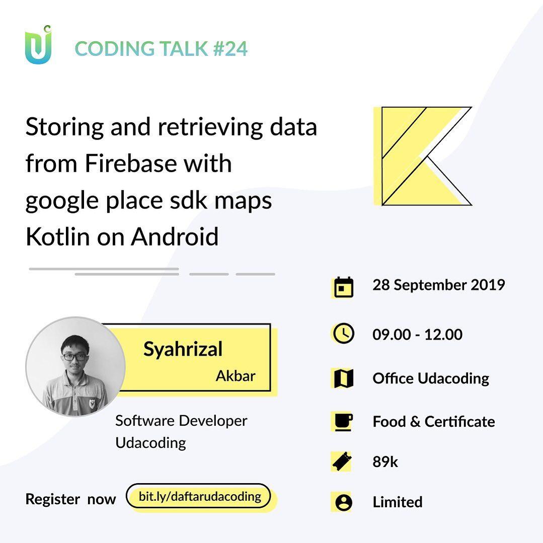 Workshop Android Jakarta