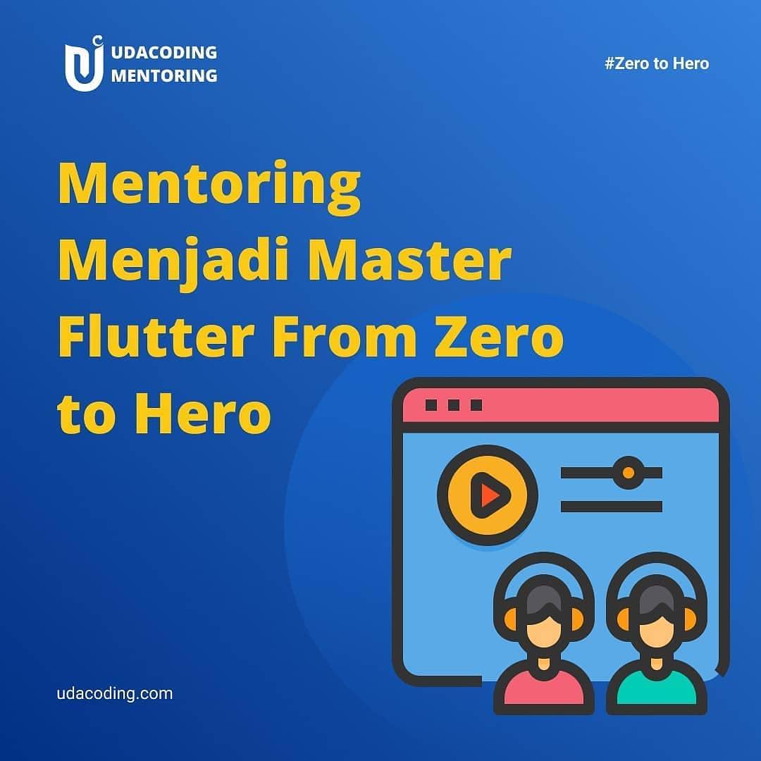 mentoring flutter expert