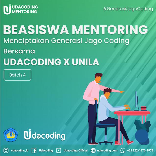Beasiswa Mentoring UNILA