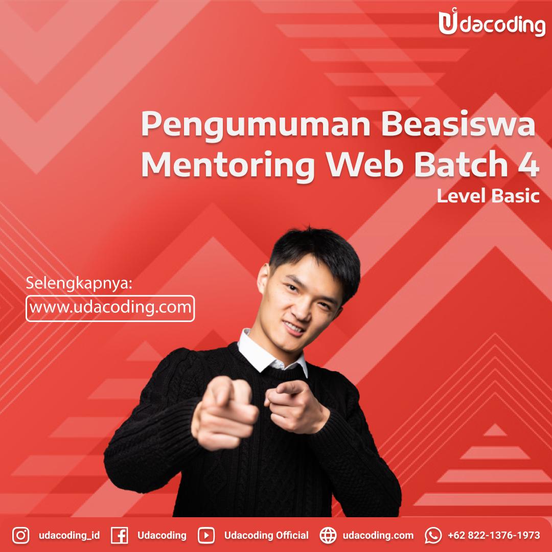web-batch-4 Our Blog