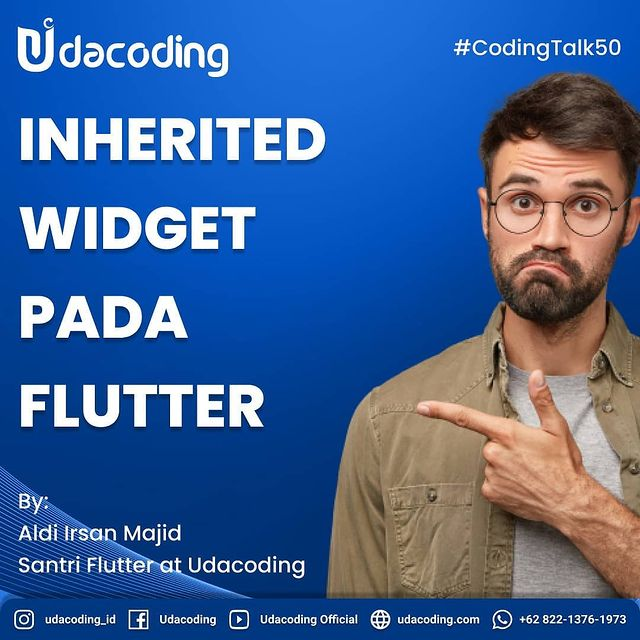 Inherited Widget Pada Flutter